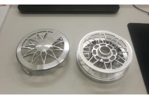 5 Axis CNC machining&aluminum jet ski parts