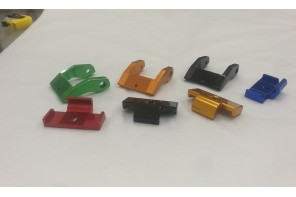 Custom CNC machining&aluminum anodizing parts