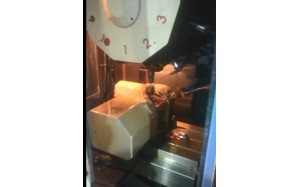 Production Orders of 5 Axis CNC machining from our customer