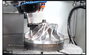 What is the advantage of 5-Axis CNC machining?
